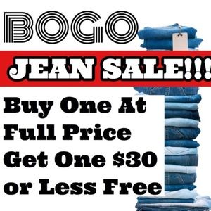 NEW JEANS ADDED!! Over 200 Jeans.